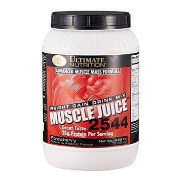 Muscle Juice 2544 2250 грамм Ultimate Nutrition