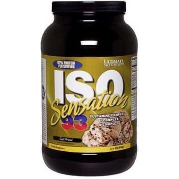 ISO SENSATION 910 г Ultimate Nutrition