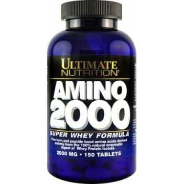 AMINO 2000 150 таблеток Ultimate Nutrition