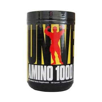 AMINO 1000 500 капсул Universal Nutrition