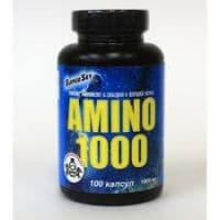 Amino 1000 100 капсул СуперСет