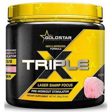 Обновленный Triple X 300 грамм GOLD STAR