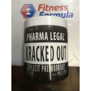 KRACKED OUT 193 г Hi-Tech Pharmaceuticals (Pharma Legal)
