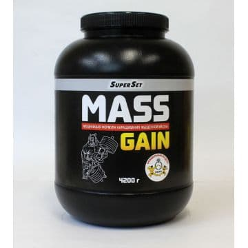 Mass Gain 4200 грамм СуперСет