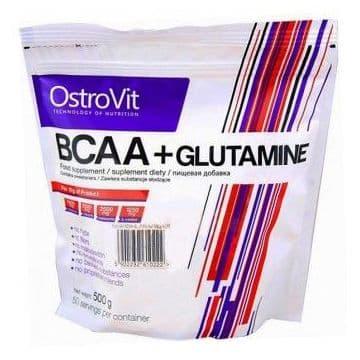 BCAA+Glutamine 500г Ostrovit