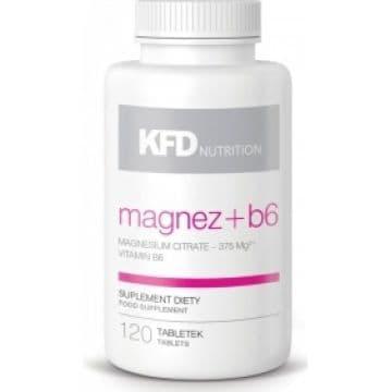 Magnez+vit.B6 120 таблеток KFD