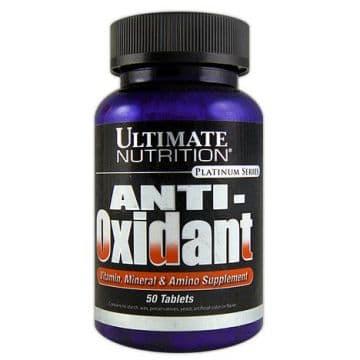 Anti-Oxidant 50 таблеток Ultimate Nutrition