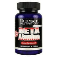 Beta-Alanine 100 к по 750 мг Ultimate Nutrition
