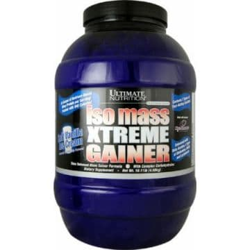 ISO Mass Xtreme Gainer 4590 грамм Ultimate Nutrition