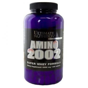 Amino 2002 330 таблеток по 2 грамма Ultimate Nutrition