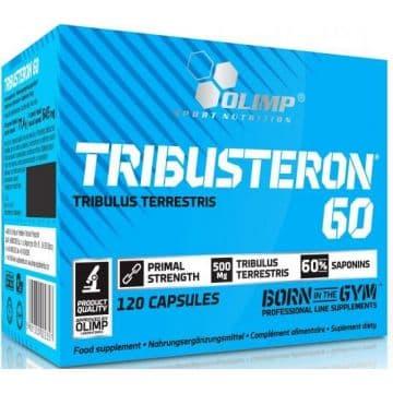 TRIBUSTERON 60 120 капсул Olimp