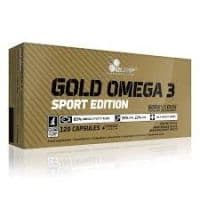 Gold omega-3 Sport Edition 120 капсул Olimp