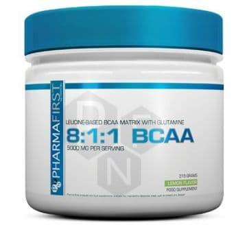 BCAA 8:1:1 315 грамм Pharmafirst Nutraceuticals