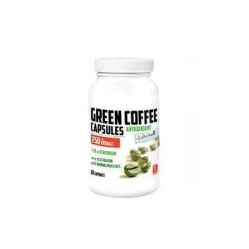 Green Coffee 250 мг + 10 мг хром 60 капсул Biohealths Nutrititon