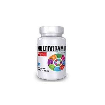 Multivitamin 60 таблеток Biohealths Nutrition