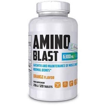 AMINO BLAST 120 таблеток Biohealths Nutrititon