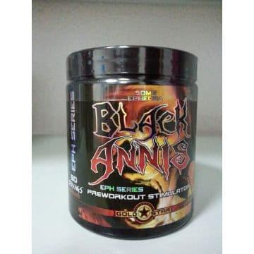 BLACK ANNIS 50 порций EPH Series GOLD STAR
