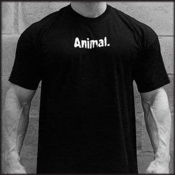 Футболка Animal чёрная