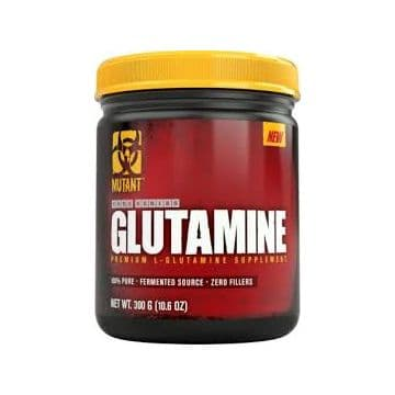 Mutant Core Series L-glutamine 300 г FitFoods