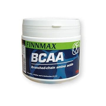100% BCAA 2:1:1 L формы 500 грамм (без вкуса)