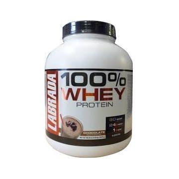 Lean Body 100%Whey 1873г Labrada Nutrition