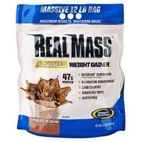 Real Mass Advanced Weight Gainer 5.48кг Gaspari Nutrition