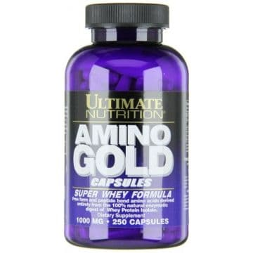 Amino Gold 250 таб. по 1000 мг Ultimate Nutrition