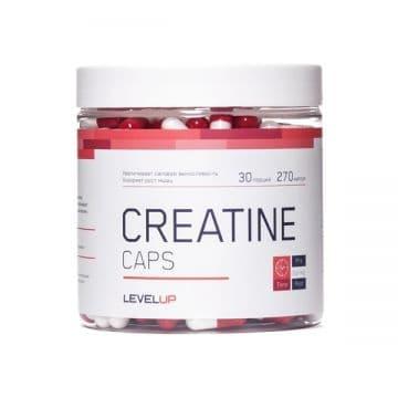 Creatine Caps 270 капсул Level Up