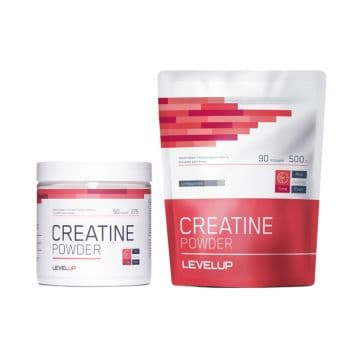 Creatine Powder 500 грамм Level Up