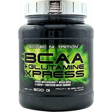 BCAA+Glutamine 600 грамм Scitec Nutrition
