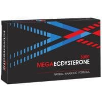 MEGAECDYSTERONE 3000 30 капсул по 250 мг FintessFormula