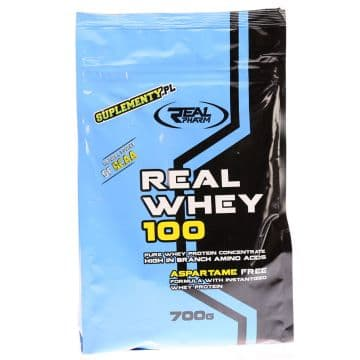 Real Whey 100 700 грамм RealPharm