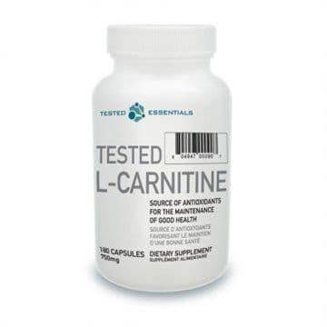 100% L-карнитин 180 капсул
