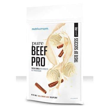Pure BEEF PRO 1000 г Nutriversum