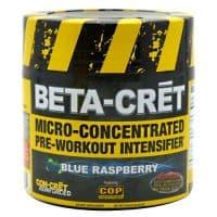 BETA-CRET PRE-WORKOUT INTENSIFIER 156,6 грамм (36 порций)