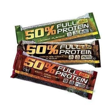 50% Full Protein Bar 50 г QNT