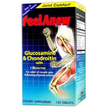 FeelAnew 120 таблеток Natrol