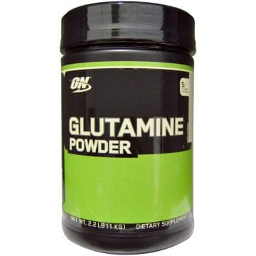GLUTAMINE POWDER 1000 г OPTIMUM NUTRITION