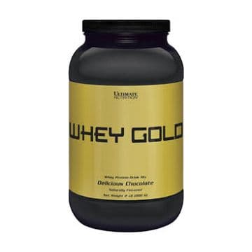 Whey Gold 908 г Ultimate Nutrition