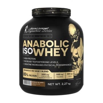 Протеин Kevin Levrone Anabolic ISO Whey (2270 г)