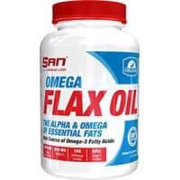 OMEGA FLAX OIL 200 капс. SAN