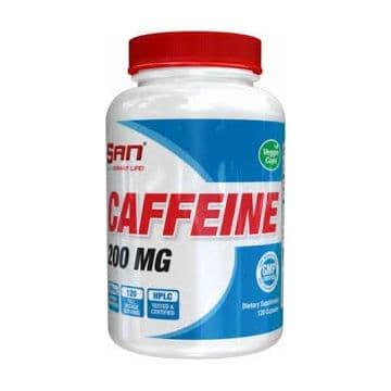 CAFFEINE 120 капс. SAN
