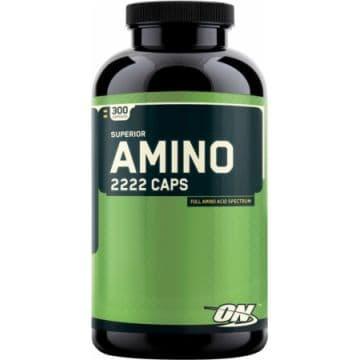 Amino 2222 Softgels (300 жидких капсул)