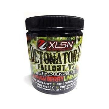 Detonator X Fallout V2 379 г Xcel Sports Nutrition