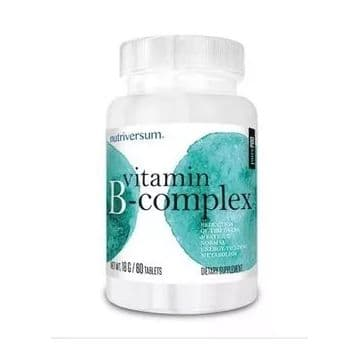 PurePRO Vitamin B-complex 60 табл. Nuitversum