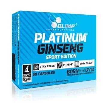 Platinum Ginseng Sport Edition 60 капс. Olimp