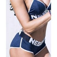 NEBBIA, 267, FITNESS BRA, BLUE