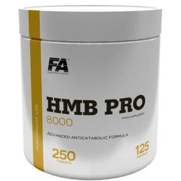 Performance HMB PRO 8000 250 табл. Fitness Authority