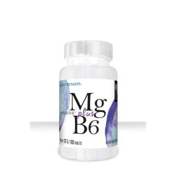 Магний + витамин B6 100 табл. Nutriversum