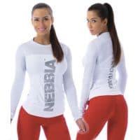 NEBBIA, 220, TECHNICAL LONG, BLACK, WHITE